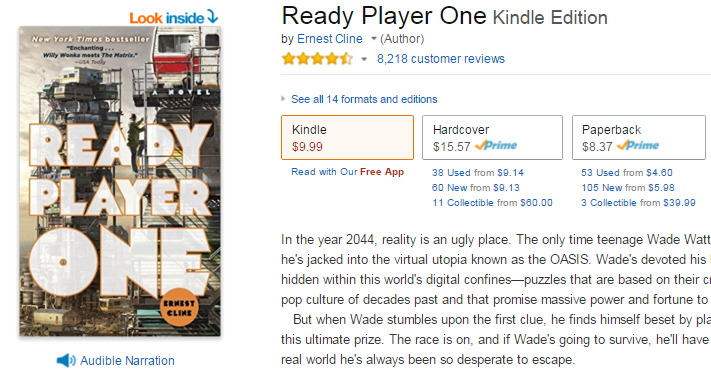 2015-11-12 07_50_10-Amazon.com_ Ready Player One eBook_ Ernest Cline_ Kindle Store