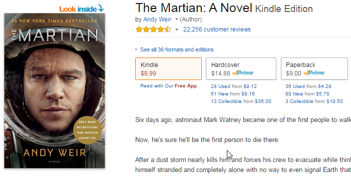 2015-11-12 08_06_32-Amazon.com_ The Martian_ A Novel eBook_ Andy Weir_ Kindle Store